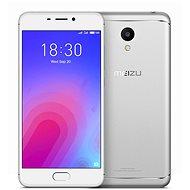 Meizu M6 3/32GB stříbrná - Mobilní telefon