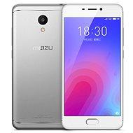 Meizu M6 2/16GB stříbrná - Mobilní telefon