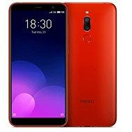 Meizu M6T 32GB červená - Mobilní telefon