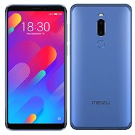 Meizu M8 modrá - Mobilní telefon