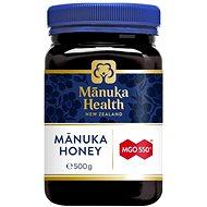 KVĚTOVÝ MED MANUKA MGO™ 550+ 500 G - Manuka med