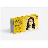 Mesaverde jednorázová obličejová maska 10ks - žlutá - Ústenka