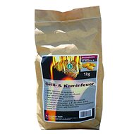 Lienbacher Ignition Rolls for Stoves, Fireplaces and Garden Grills 1kg - Firelighters