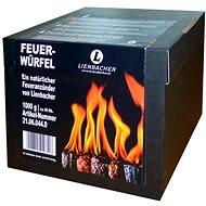 Lienbacher Přírodní podpalovač 1kg pro kamna, krby a zahradní grily - Podpalovač