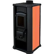 Tim Sistem DIANA ECO oranžová - Krbová kamna