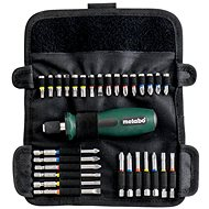 Metabo Rolled Bag with Bits 30 pieces - Bit Set