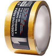 Kobercová páska s textilním nosičem 50mm x 25m