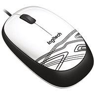Logitech Mouse M105 bílá