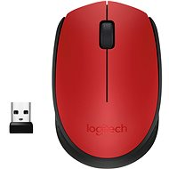 Logitech Wireless Mouse M171 red - Mouse