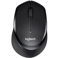 Logitech Wireless Mouse M330 Silent Plus, černá - Myš