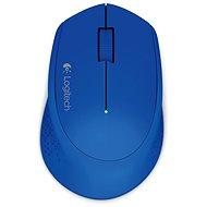 Logitech Wireless Mouse M280 modrá - Myš