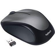 Logitech Wireless Mouse M235 černo-stříbrná - Myš