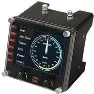 Saitek Pro Flight Instrument Panel - Profesionální herní ovladač