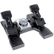 Saitek Pro Flight Rudder Pedals - Profesionální herní ovladač