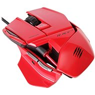 Mad Catz R.A.T. 3 červená - Herní myš