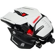 Mad Catz RAT 8+ white - Gaming mouse