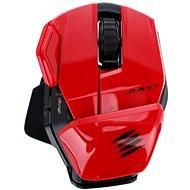 Mad Catz Office R.A.T. M červená - Herní myš