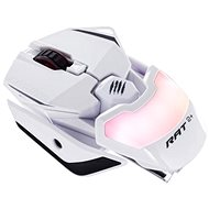 Mad Catz RAT 2+ White - Gaming mouse