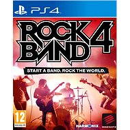 Mad Catz Rock Band 4 PS4 - Hra pro konzoli