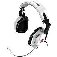 Mad Catz F.R.E.Q.5 White - Gaming Headset