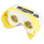 I AM CARDBOARD DSCVR žluté - Brýle pro virtuální realitu