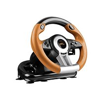 SPEED LINK DRIFT O.Z. Racing Wheel black-orange - Steering Wheel