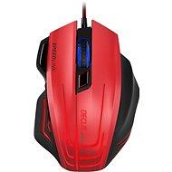 SPEED LINK Decus Respec black-red - Herní myš