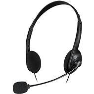 SPEED LINK Accordo black - Sluchátka s mikrofonem