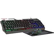SPEED LINK Tyalo Set, černá, CZ/SK - Set klávesnice a myši