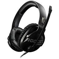 ROCCAT Khan Pro Black - Herní sluchátka