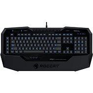 ROCCAT Isku + Illuminated Gaming Keyboard US - Herní klávesnice