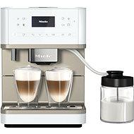 Miele CM 6360 lotosově bílý - Automatický kávovar