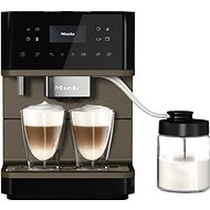 Miele CM 6360 obsidian černý PearlFinish - Automatický kávovar