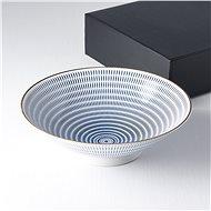 Made In Japan Velká mísa s modrými linkami 25 cm 1,2 l - Mísa