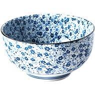 Made In Japan Střední miska Blue Daisy 16 cm 800 ml - Miska