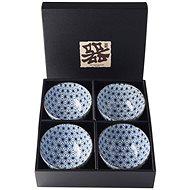 Made In Japan Set misek Starburst Design 300 ml 4 ks - Sada misek