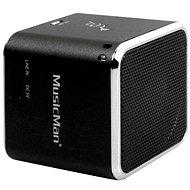TECHNAXX MusicMan Mini Black - Portable Speaker