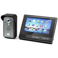 Technaxx bezdrátový video zvonek s kamerou včetně LCD monitoru (TX-59) - Videotelefon
