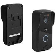 Technaxx bezdrátový WiFi video zvonek s kamerou a otevíráním dveří, černý (TX-82) - Videotelefon