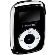 INTENSO MUSIC MOVER 8GB černý - MP3 přehrávač