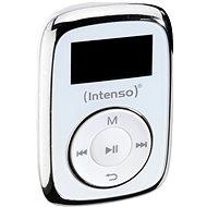 INTENSO MUSIC MOVER 8GB bílý - MP3 přehrávač