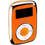 INTENSO MUSIC MOVER 8GB oranžový - MP3 přehrávač