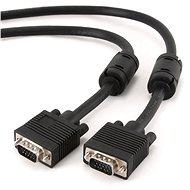 Stíněný kabel přípojný VGA k monitoru 15M/15M 30m - Video kabel