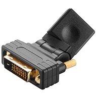 AKASA DVI- D - HDMI  - Redukce