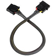AKASA AK-CBPW02-30 4pin Molex Power 0.3m - Napájecí kabel