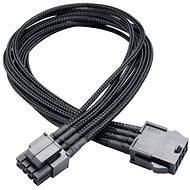 AKASA FLEXA P8 0.4m - Napájecí kabel