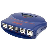 Roline USB 2.0 přepínač 4:1 - Přepínač