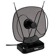 Hama VHF/ UHF/ FM černá - Pokojová anténa
