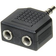 OEM audio 3.5mm JACK --> 2x 3.5mm JACK