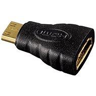 Hama HDMI, zásuvka typ A - vidlice typ C mini (HDMI F <-> HDMI mini M) - Redukce